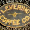 1870-80 Baltimore, MD Levering Coffee Co. Sign