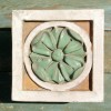 Beaux Arts Glazed Terra Cotta Architectural Piece