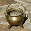 18th Century Brass Pot