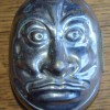 Cool Figural Face Soap Holder