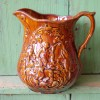 Mid-19th Century Bennington Pitcher