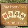 Big Band Sign – The Four Aces Orchestra