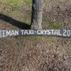 Bateman Taxi Sign