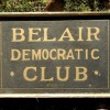19th Century Political Club Sign