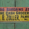 Country Store Roadside Sign