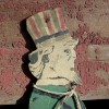 Folk Art Uncle Sam