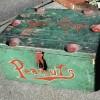 Folk Art Child's Tool Box