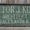Preview…St. Louis ARCHITECT Sign