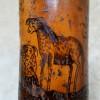 18th Century Folk Art Pen Case