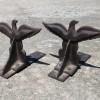 Cast Iron Snow Birds