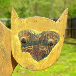 FOLK ART CATT